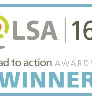 LSA ad to action awards