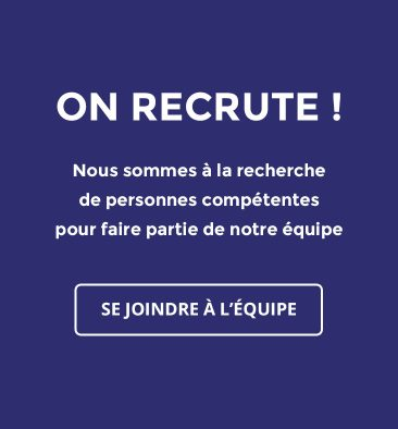 on recrute SweetIQ