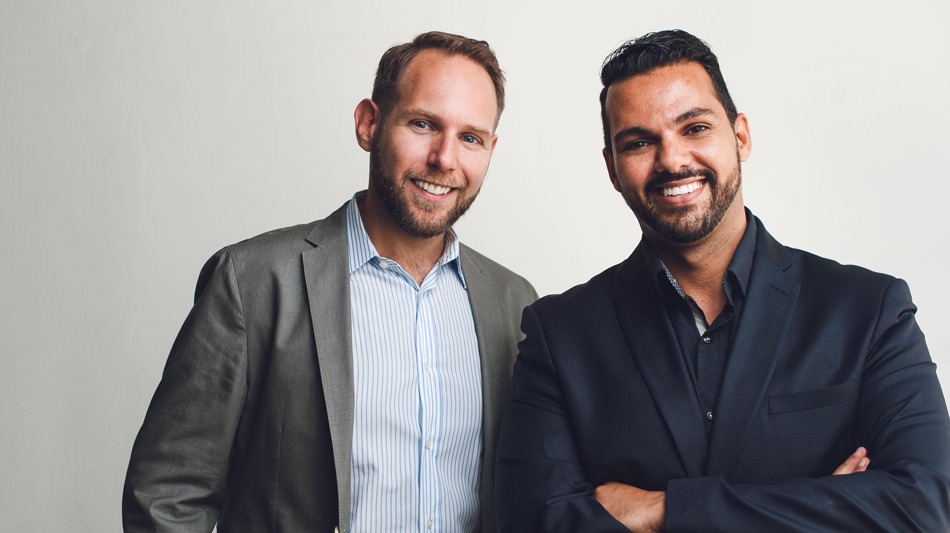SweetIQ founders