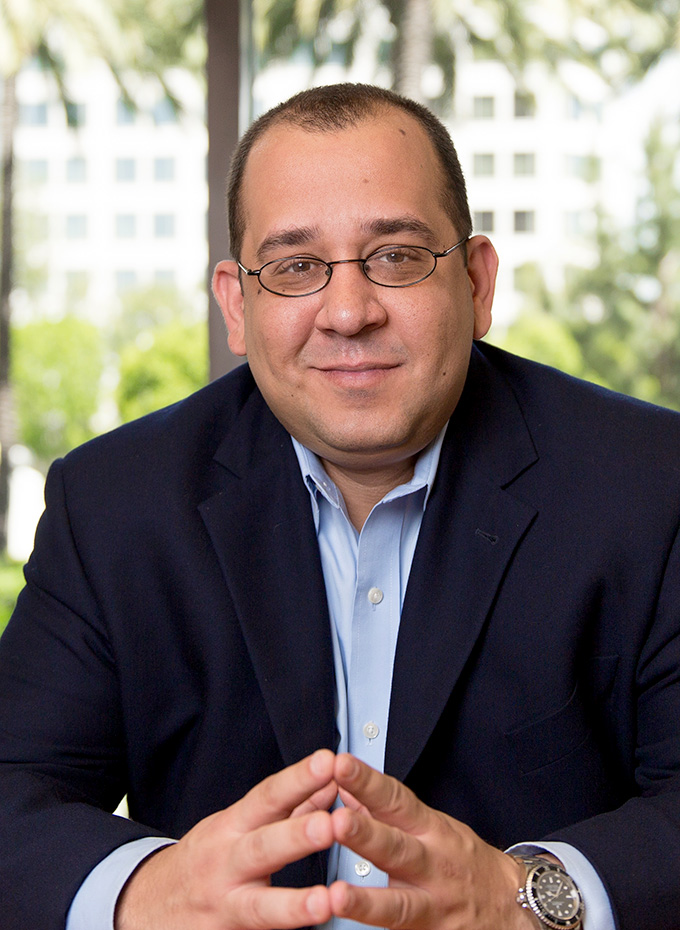 Edwin Nissanoff, Director of Enterprise Sales, SweetIQ
