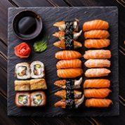 Edwin Nissanoff - Sushi Near Me
