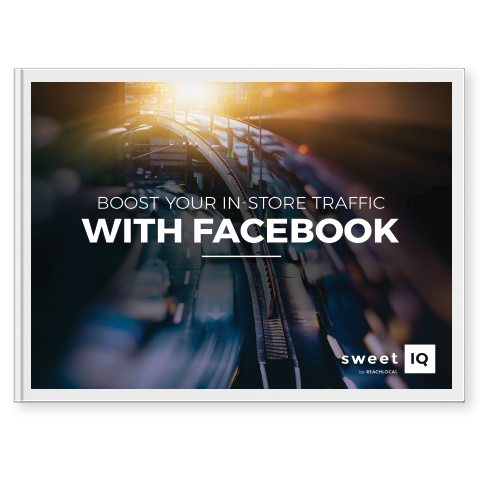 INCREASE IN-STORE TRAFFIC WITH FACEBOOK