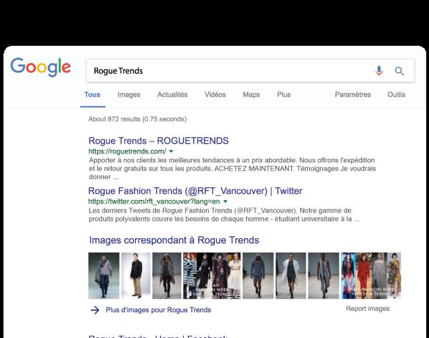 Google Mon Entreprise
